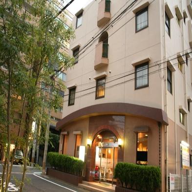 【スタンダード シングル】長崎駅東口かもめ広場より徒歩7分 Wi-Fi完備!