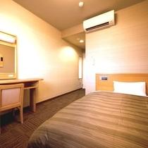【本館シングル】全室Wi-Fi・加湿空気清浄機完備