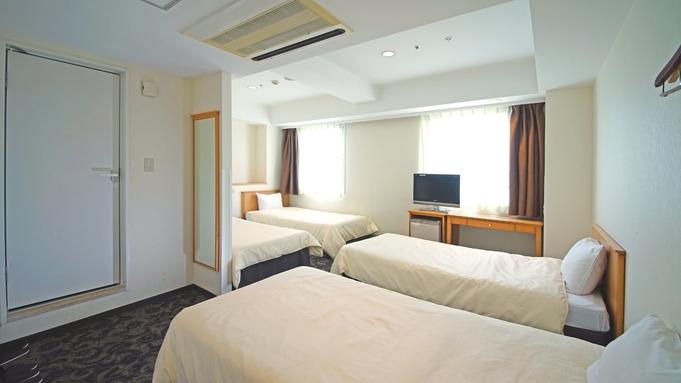 【秋冬旅セール】ホテルは駅のすぐ真横!家族旅行にオススメ☆豊富な部屋タイプをご用意<素泊り>