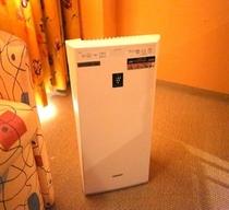 空気洗浄機