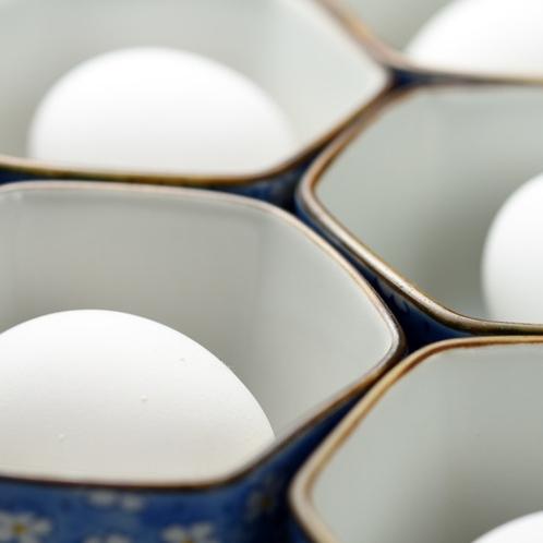 朝食一例(卵)