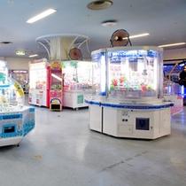 【館内施設】ゲームコーナー