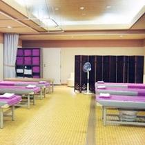 【ボディケアルーム】〜本館地下1階