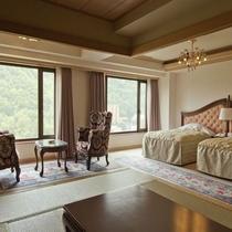 【客室】新館和洋室