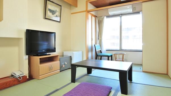 6畳和室(2〜3名)(バス・トイレなし)