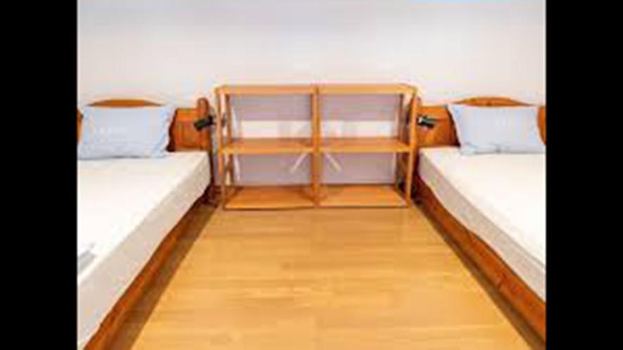 *206号室 ロフト上部 子供に人気のスペース