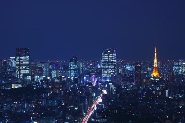 SHIBUYA Twilight Stay(16時チェックイン/10時チェックアウト) 朝食付