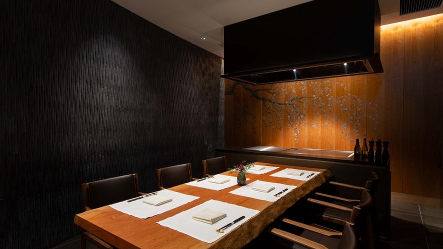 鉄板焼 桜-SAKURA- 個室