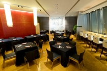 中国料理 「szechwan restaurant 陳」店内