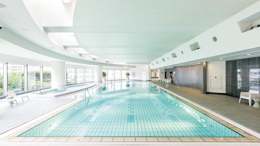 セルリアンタワーフィットネスクラブ 室内温水プール
