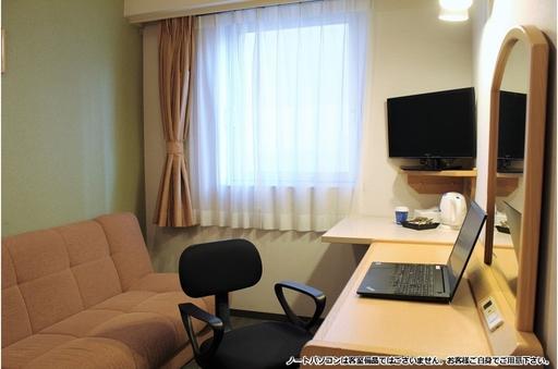 【禁煙】オフィス用シングルルーム/全室Wi−Fi完備