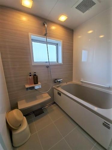 本館和室リニューアル室バスルーム