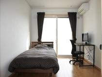 アパートメントタイプ2客室シングル(洋室ベッドルーム)禁煙