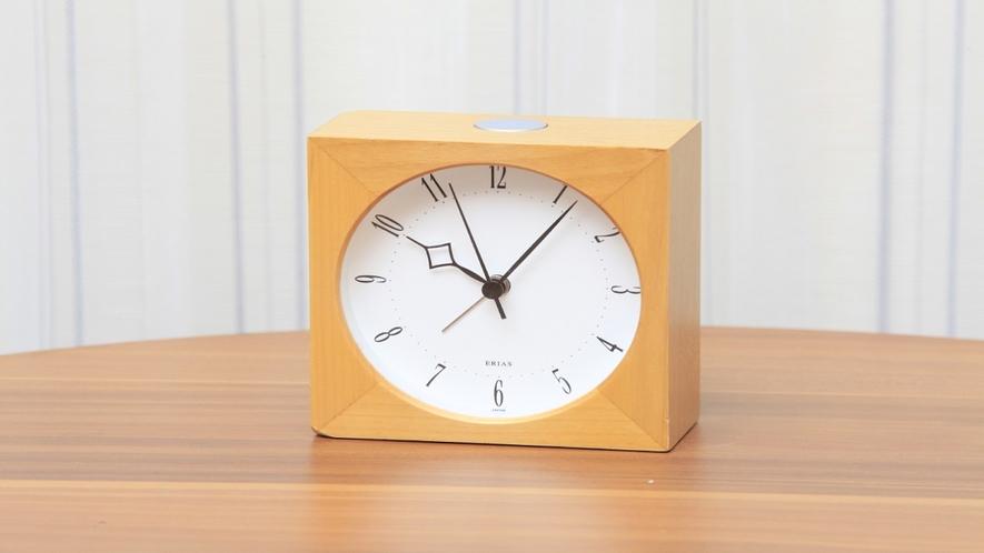 客室備品【時計】