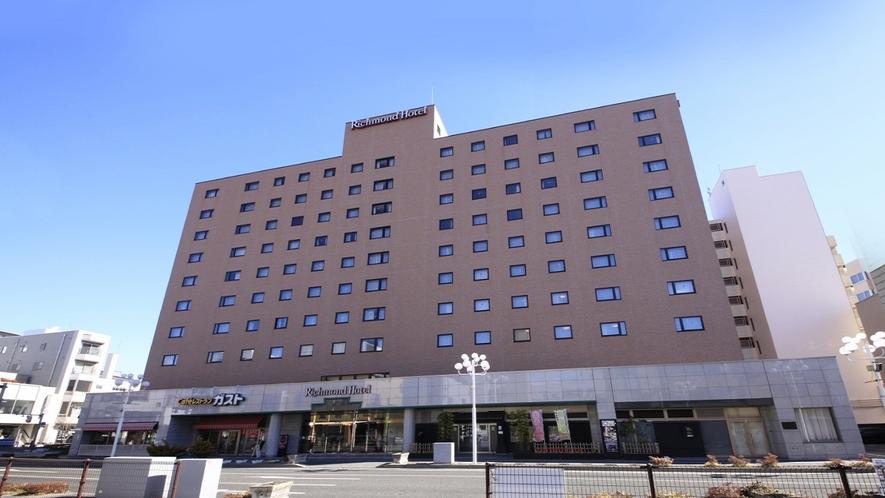 JR松本駅「お城口」より徒歩約4分♪