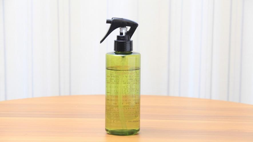 客室備品【消臭剤・清水香】