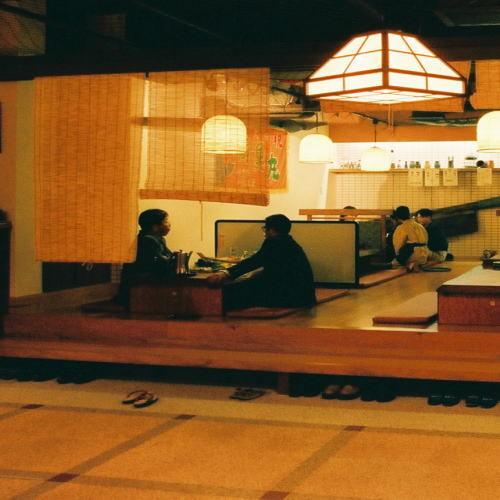 姉妹館四国高松温泉ニューグランデみまつ内海鮮問屋漁&BAR金家(掘りごたつ席)