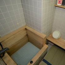 ペットちゃん浴室