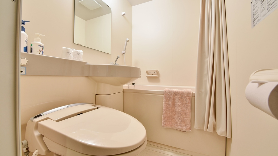 *【和洋室20畳】トイレ