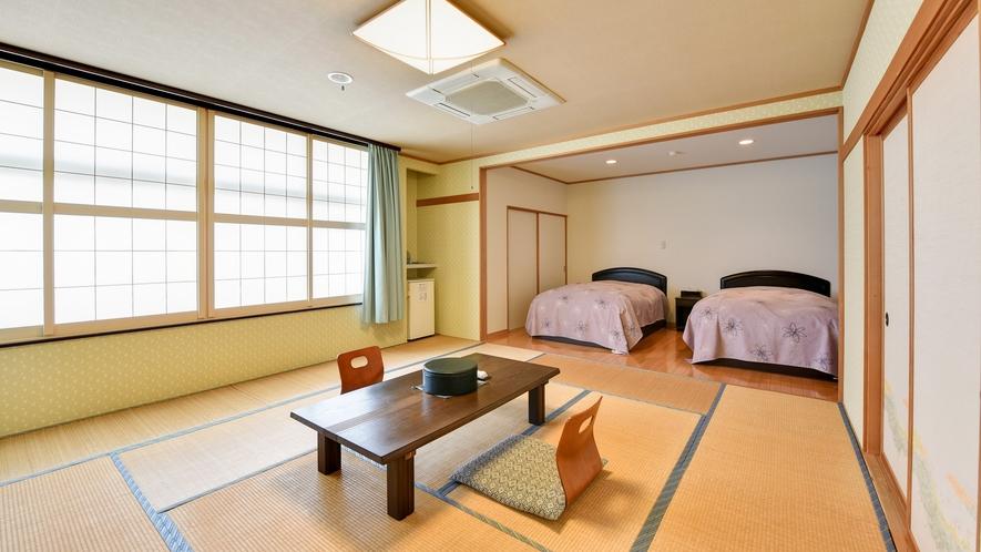 *【和洋室20畳】広いお部屋で日頃の疲れをのんびり癒していただけます。