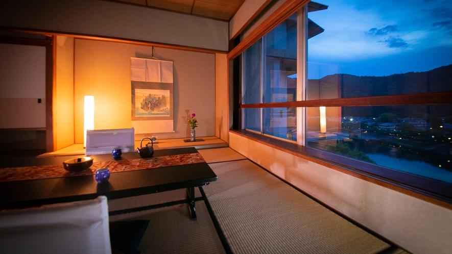 【錦帯橋側◆貴賓室】[和室]