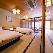 【錦帯橋側◆和室 20畳】