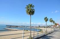 江井ヶ島海岸