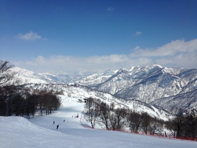 奥只見丸山スキー場2017.4.2
