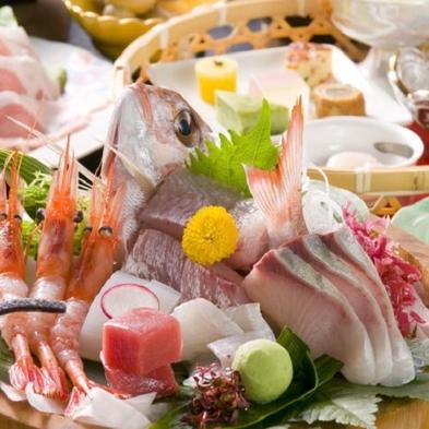 """【楽天トラベルセール】黒部の鮮魚を桶いっぱいに""""地魚お造り桶盛""""を堪能の旅"""