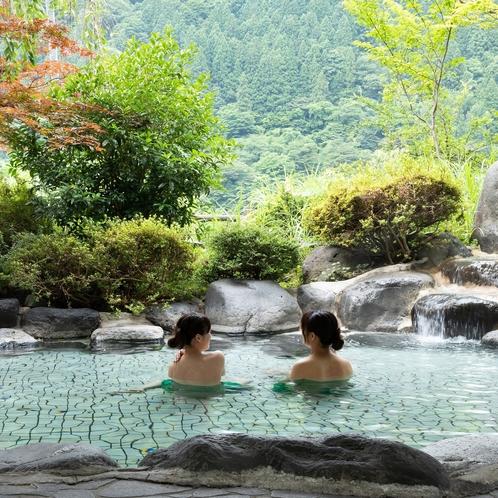 美肌の湯宇奈月温泉