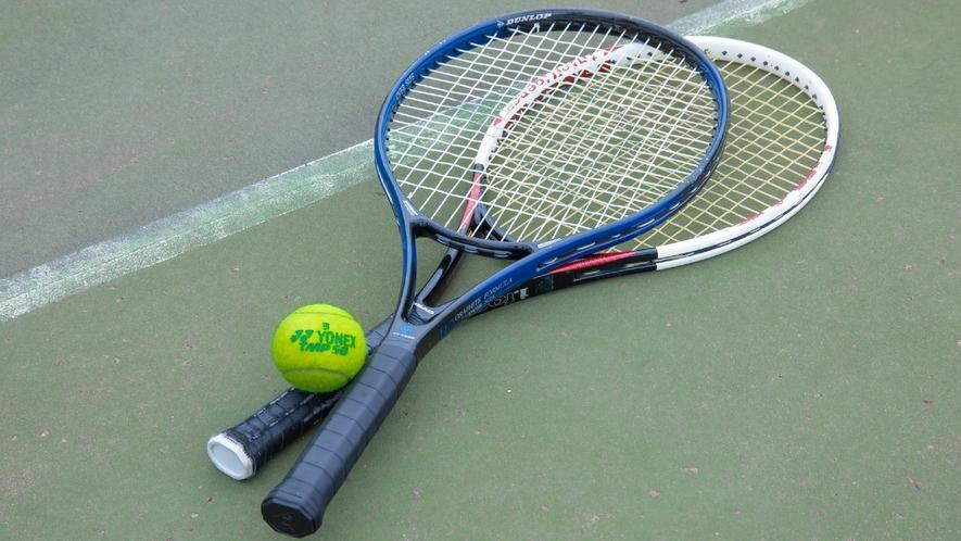 アウトドアテニス