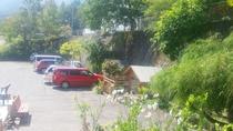 ・広い駐車場を完備しております