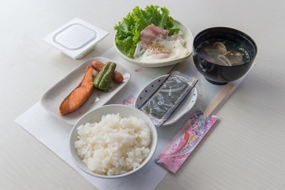 【朝食付】女将が作る手作り朝食