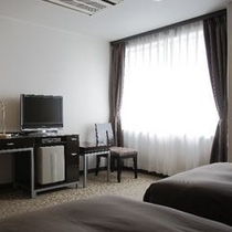 デラックスツインルーム(24㎡)ベッド幅110cm×2台 ご予約はお電話にてお問合せください