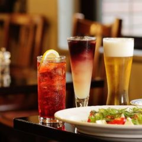 ◆レストラン「バイプレーン」/単品からコースまでお楽しみいただけます