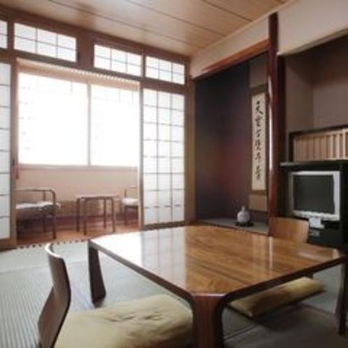 ◆和室7.5畳(客室一例) ※ご予約はお電話にてお問合せ下さい。