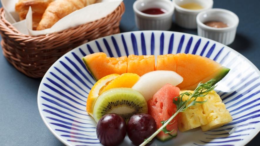 ◆4種から選べる朝食「コンチネンタル」(イメージ)