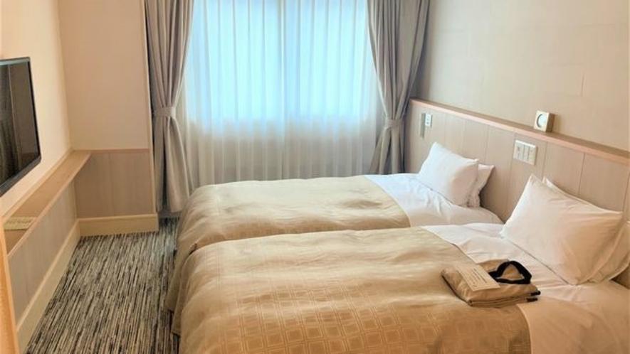 ◆ハリウッドツインルーム(客室一例)