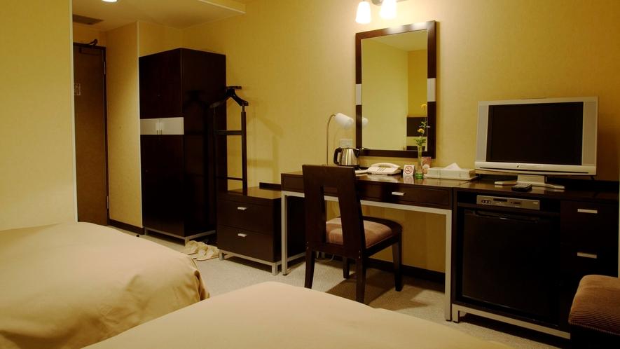 ◆ツインルーム(客室一例)