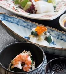 ◆瀬戸内の旬の食材を楽しめる◆葵御膳(あおいごぜん)★@3,850円