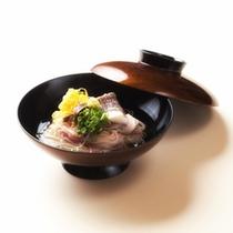 鯛五色素麺