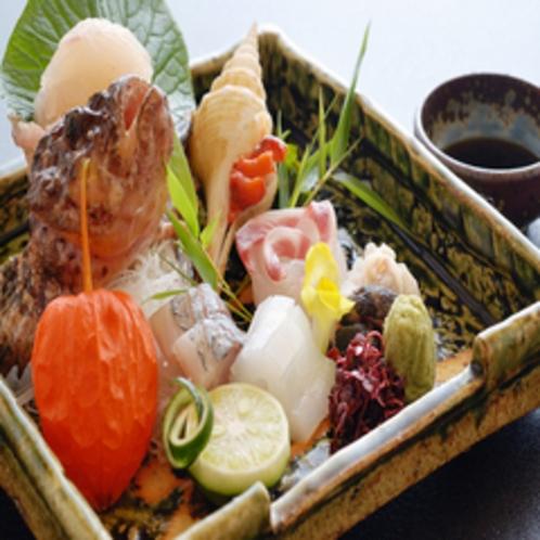 瀬戸内のお魚は絶品です。