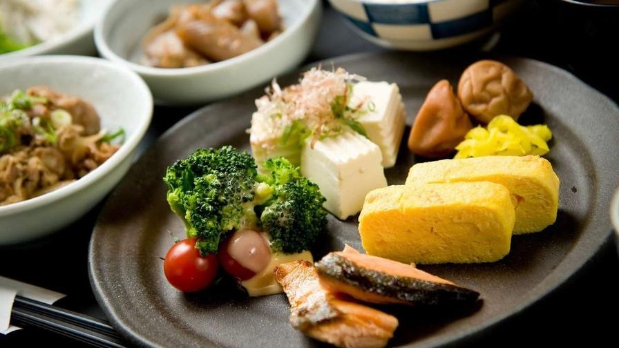 [朝食付]熊本の家庭料理プラン