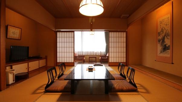 【特別室】紫式部(和洋室+檜風呂)