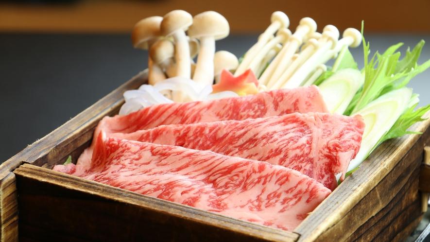 ■【旬和-shunka-】期間限定の人気コース。ヘルシーに頂ける山形牛のせいろ蒸し。