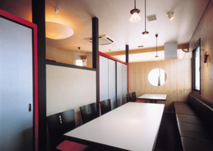 レストラン(さじき席)
