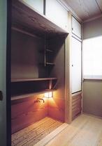 2階客室水屋(茶室)