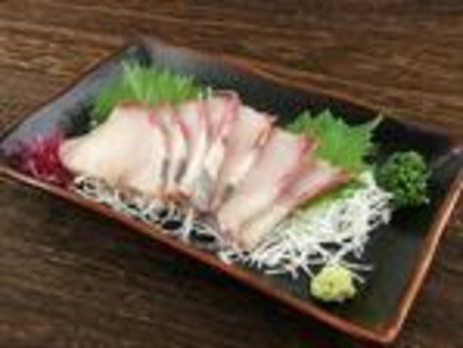 香川県の県魚でもあるオリーブハマチ