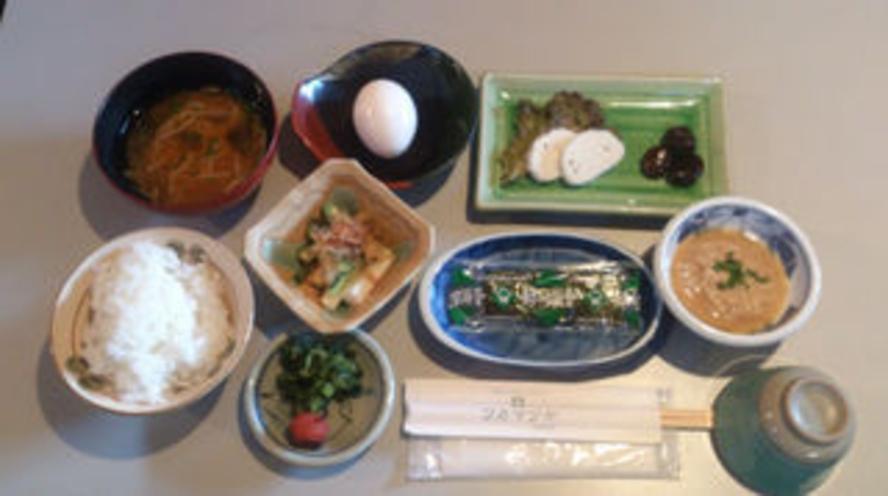 団体向け朝食01