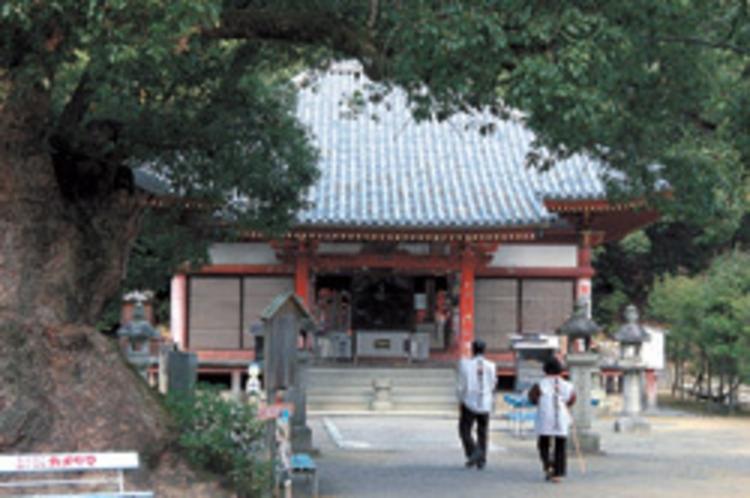 四国霊場第68・69観音寺・神恵院